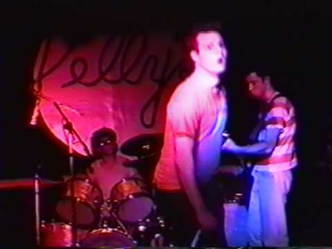 beat happening * RED HEAD WALKING * live @ Kelly's ~ Norman, OK. 4-12-92
