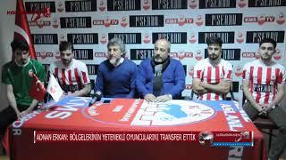 Gambar cover K.MARAŞSPOR'DA 4 İMZA BİRDEN