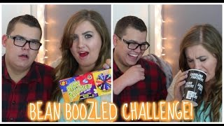 BEAN BOOZLED CHALLENGE WITH MY FIANCE!
