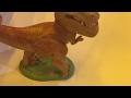 Dinosaur prank at an EPIC restaurant