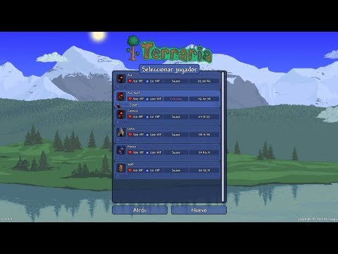 Terraria: 3 bosses down, moving up in Hardmode