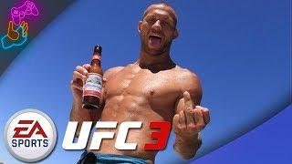 🔴 МОРДА В КАШУ, Я ЕЬАШУ |  ТОП 20 EA SPORTS UFC 3 ULTIMATE TEAM / RANKED