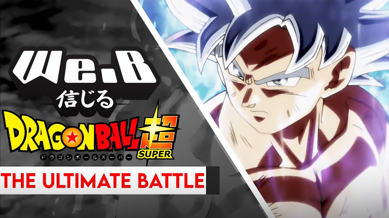 Dragon Ball Super - Ultimate Battle