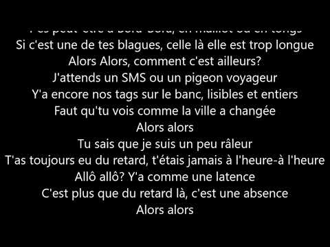 [PAROLES] : Bigflo & Oli - Alors alors