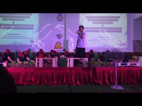 CITRA BUDAYA KMPh (perkhemahan bersepadu kolej matrikulasi 2018)