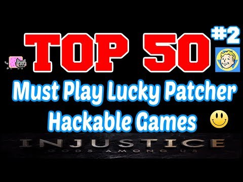 Top 50 Lucky Patcher Games List 2017 Android No Root #2