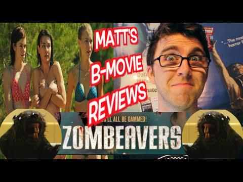 Matt's B-Movie Reviews   ZOMBEAVERS