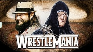 The Undertaker vs Bray Wyatt Wrestlemania 31 Promo HD