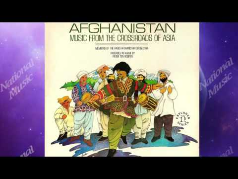 Afghanistan Music From The Crossroads Of Asia