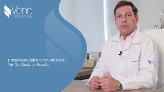 Superficial tromboflebite de é o tratamento recorrente que