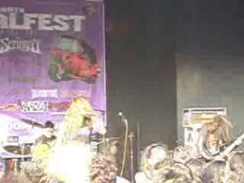 FUNERAL INCEPTION - lebih baik mati (live @ Jakarta Metalfest, July 19th 2009) Bulungan, Jakarta