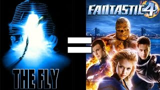 24 Reasons The Fly & Fantastic Four Are The Same Movie