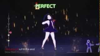 Just Dance 4 Umbrella