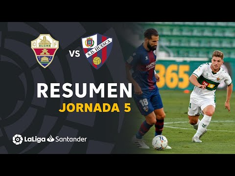 Elche Huesca Goals And Highlights