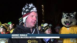 NMU, Michigan Tech hockey rivalry set to face off in WCHA championship Saturday night