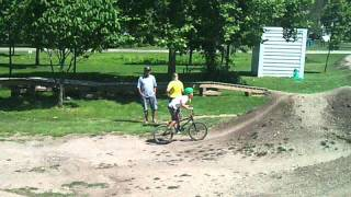More carson at canatara dirt jumps