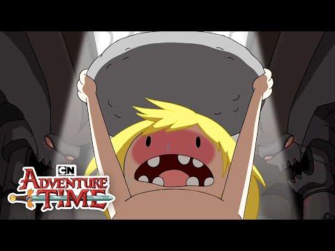 Solving the Magic Door  Adventure Time  Cartoon Network