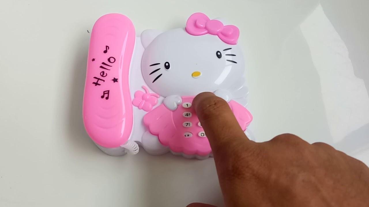 Mainan Telepon Hello Kitty Spec Dan Daftar Harga Terbaru Indonesia Koleksi Anak Musik