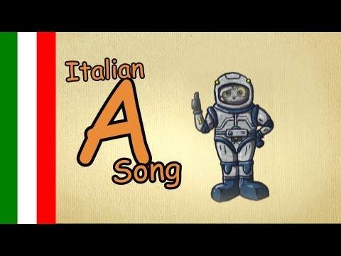 ABC Song italiano -