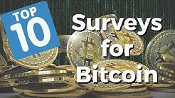 Top 10 Sites to Take Surveys for Bitcoin (100% FREE)