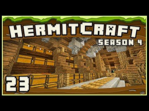 HermitCraft 4: New Storage Room Design For...