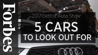 5 Cars To Look Out For