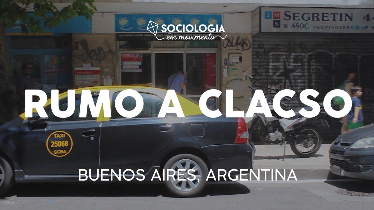 #RumoAClacso - Aeroportos