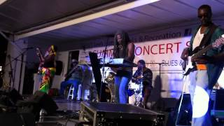 "Jah Lion KCMO ""People Make The World Go Round"" at LSMO Jamaican Jam 7-20-2012"