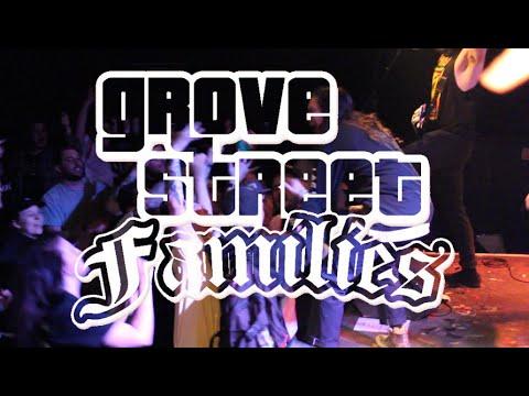 GROVE STREET FAMILIES - FULL SET - LAS VENTURAS EP RELEASE SHOW - JOINERS, SOUTHAMPTON - 28.05.16