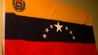 La Nueva Bandera de Venezuela de Libertad