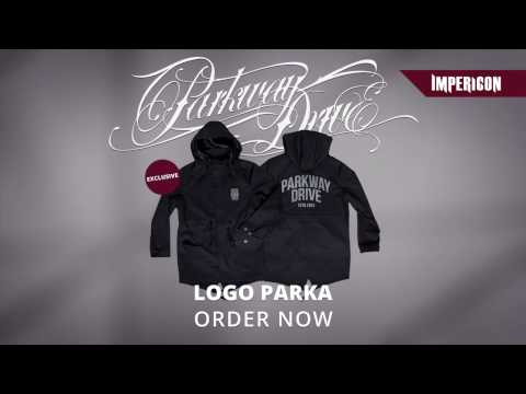 Impericon x Parkway Drive Collaboration   Logo Parka Jacket