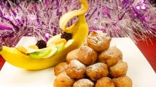 Жареные бананы во фритюре видео рецепт