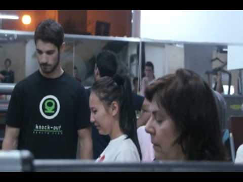 Knock-Out Health Club Aveiro - Vídeo Institucional (Long Ver