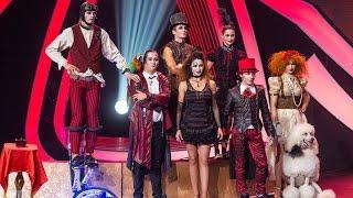Шоу «Удивительные люди». Юлий Миткевич-Далецкий. Фотографическая память
