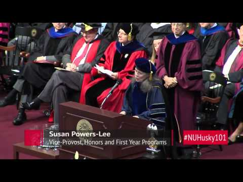 Northeastern University - President's Convocation 2012