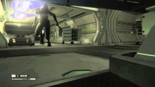 Alien: Isolation: Instant Death Scene