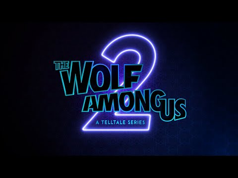 Wolf Among Us 2 - The Game Awards Teaser Trailer