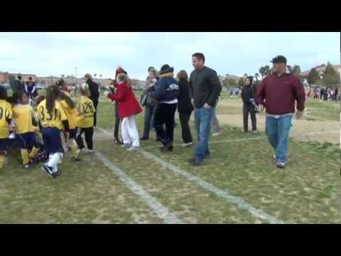 Gm-2(Spring '12) LV Downtown Girls U7 2-vs-1 LVSA Red 3-17-2012