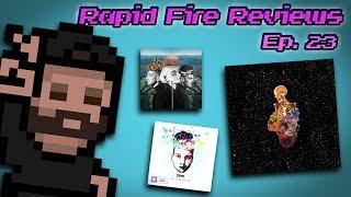 Rapid Fire Reviews, Ep. 23 (Getter, Clean Bandit, Conro, Martin Garrix, David Guetta + More)
