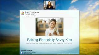 Teaching Kids About Money With Certified Financial Planner Laura Lyons Cole