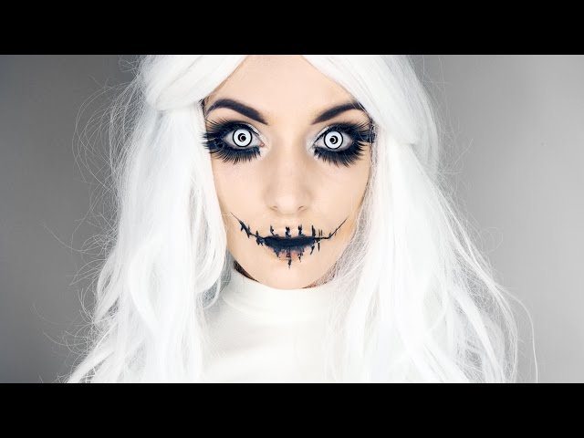 last minute easy halloween makeup tutorials popsugar beauty uk