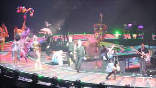 Take That! clips, live at the O2 (4)