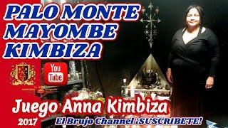 El Brujo, Juego Anna Kimbiza 2017