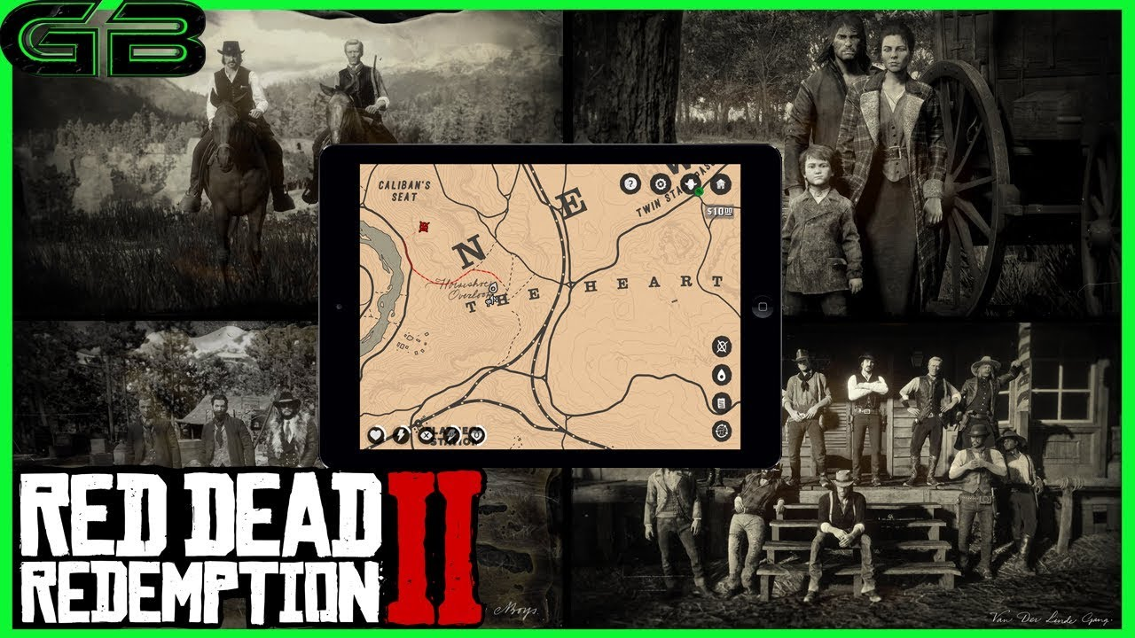Red Dead Redemption 2 - Companion App, Character Photos, and More