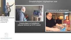 Digipitäjät-kokeiluesimerkki,  Toimitusjohtaja Marko Torppala, Linkkitiimi Oy