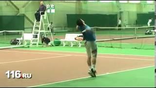 Теннис большой  это хорошо