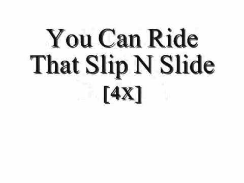 Baeza- Slip N Slide Lyrics