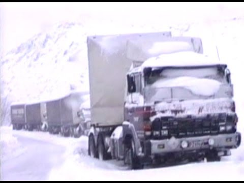 Christchurch News Archives :  Major Canterbury Snowstorm  92