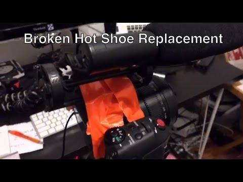 RØDE VideoMic Original | Fixing Broken Hot Shoe Mount | Quick Tip #1