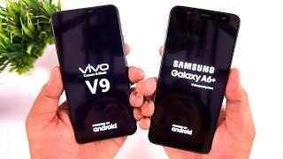 Samsung Galaxy A6+ vs Vivo V9 Camera & Speed Test Comparison [Urdu/Hindi]